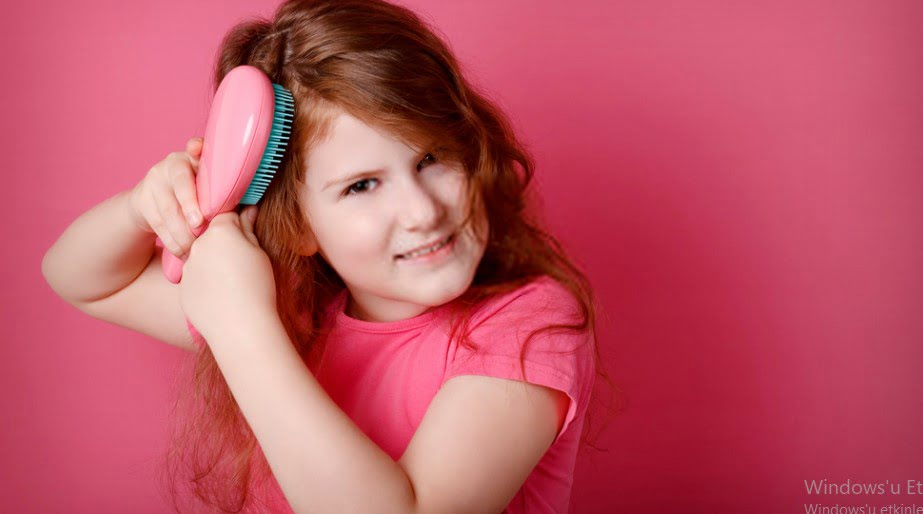 Çocuklarda Saç Dökülmesi Neden Olur?